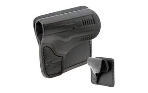 Picture of Sig Sauer Pocket Holster, P238, Black Leather