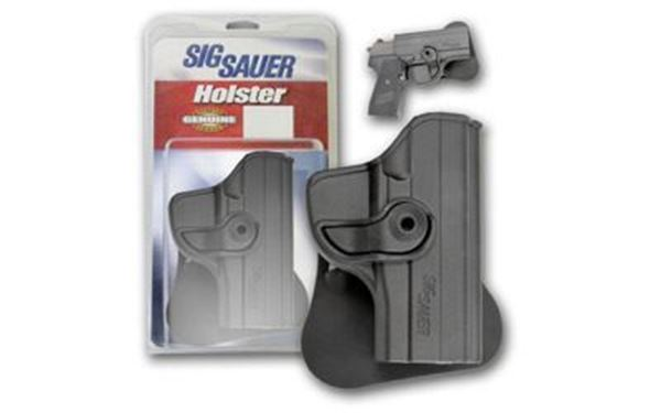 Picture of Sig Sauer..RHS Paddle Retention Holster, P239, 9mm Black Polymer..