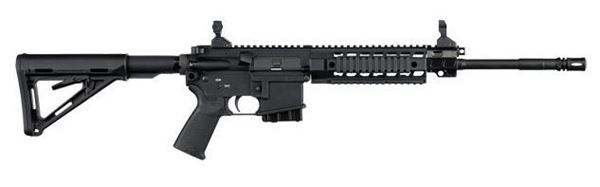 """Picture of SIGM400 SIG516, Patrol, 16"""" bbl, California Compliant, Quad Rail, Sig Stock & Grip, 10 Rd Fixed Ma"""