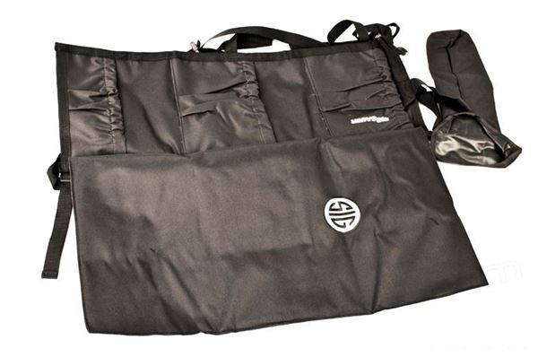Picture of Sig Sauer Rifle Bag, Back of Car Seat, Holds up-to 20 inch, BBL, Black