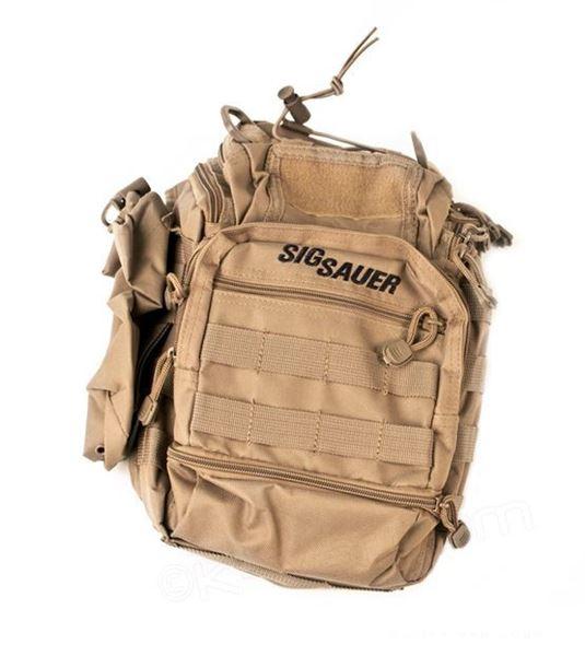 Picture of SIGTac SHOULDER PACK, TACTICAL, AMBI, TAN