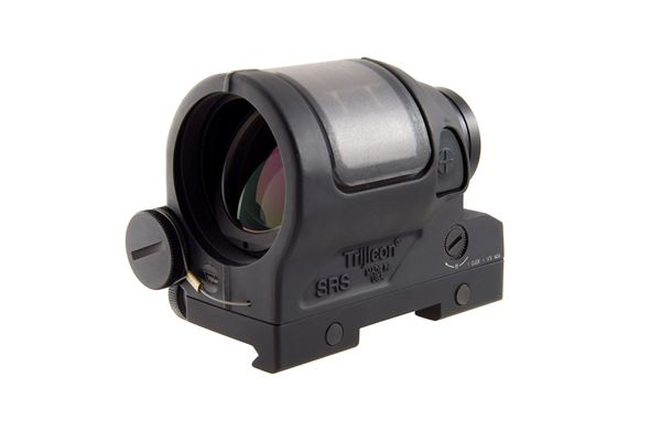 Picture of Trijicon 1.75 MOA Red Dot Sealed Reflex Sight with Colt-Style Flat Top Mount