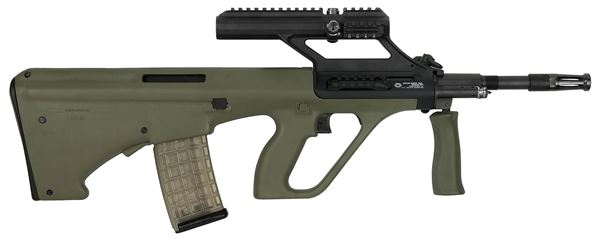 Picture of Steyr AUG A3-M1 3.0 x Optic OD NATO
