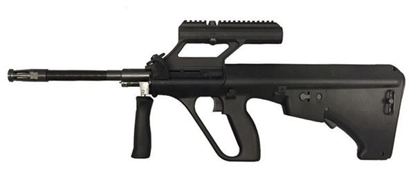 Picture of Steyr AUG A3-M1 Black 1.5 x NATO 20 inch-CA