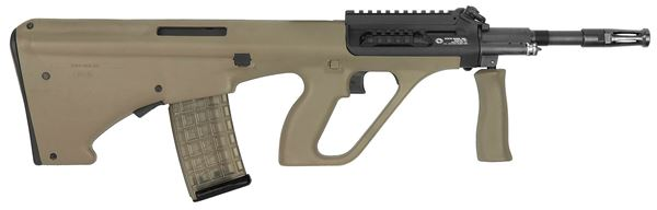 Picture of Steyr AUG A3-M1 MUD NATO SR