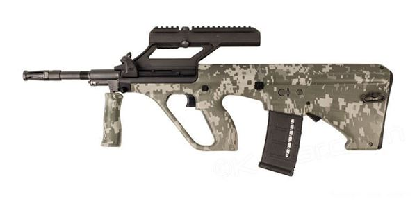 Steyr AUG A3-M1 Tigerstripe ACU 5.56 NATO 1.5x Attached Optic