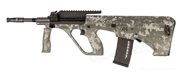 Picture of Steyr AUG A3-M1 Tigerstripe ACU HR NATO 5.56