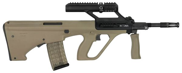 Picture of Steyr AUG A3-M1-1.5 Optic MUD NATO