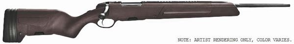 Picture of Steyr Arms Mannlicher 308 Win Brown Bolt Action 5 Round Rifle