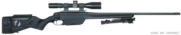 Picture of Steyr SSG-04 308 Win Black Bolt Action 10 Round Rifle