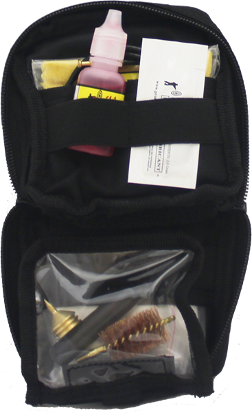 Picture of Tactical 12 Gauge Pull-through Molle Cleaning Kit