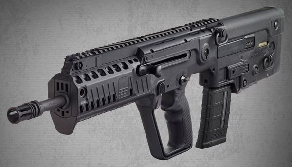 Picture of Tavor X95 Flattop 5.56 Caliber Bullpup Rifle  (CA Compliant)