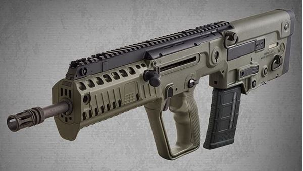 Picture of Tavor® X95 Flattop XG16 in OD Green