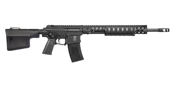 Picture of Troy Pump Action Rifle Sporting (.223 Optic Ready Black)