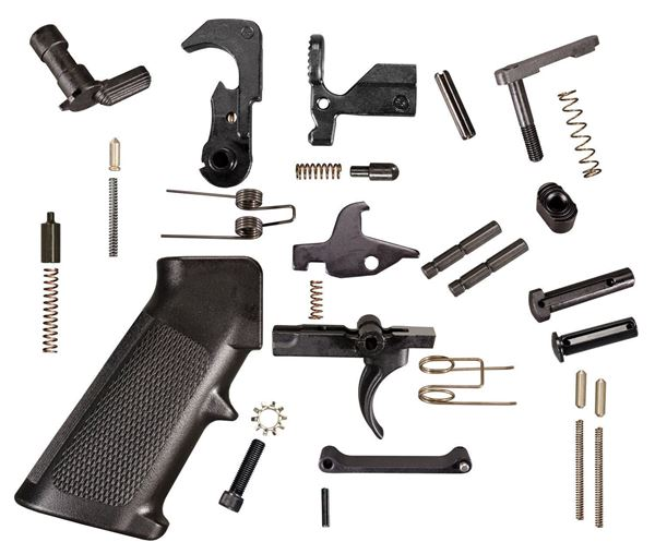 Picture of Windham Complete Lower Receiver Parts Kit for AR15