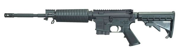 Picture of Windham Weaponry R16M4FTT-762 SRC AR-15 Rifle 7.62x39 mm 16 inch
