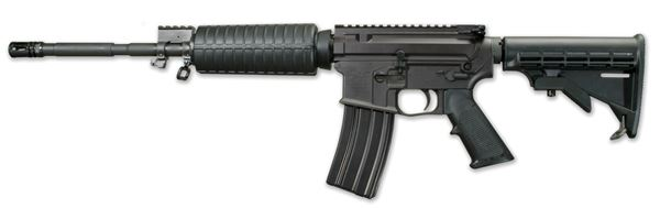 Picture of Windham Weaponry Carbon Fiber SRC AR-15 Rifle