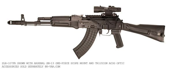 Picture of Arsenal SLR-107FR 7.62x39 Rifle