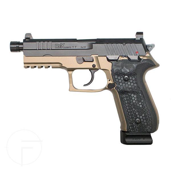 Rex Zero 1 Tactical Standard