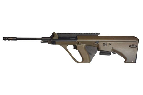 Steyr AUG M1 Green Long Rail 5.56 NATO CA Compliant
