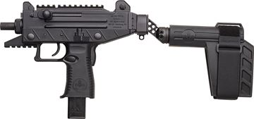 IWI Uzi Pro Side-Folding Stabalizing Brace 9mm Pistol