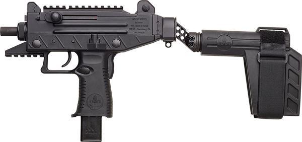 IWI Uzi Pro Side-Folding Stabalizing Brace 9mm Pistol