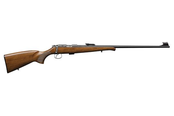CZ 455 TRAINING RIFLE, .22 LR, beech, 5 rd mag