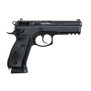 CZ-75 SP01 Tactical 9mm Black Night Sights 18rd mags