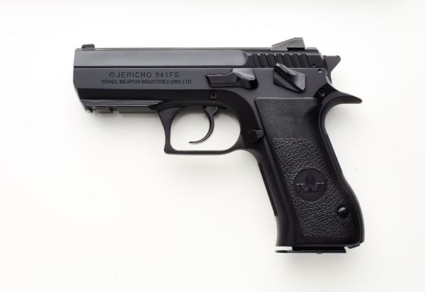 IWI FS-9 Steel Pistol 9mm with 2-16rd magazines