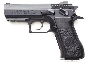 IWI PSL-9 Polymer Pistol 9mm Tritium Sights with JGEAR kit-05855