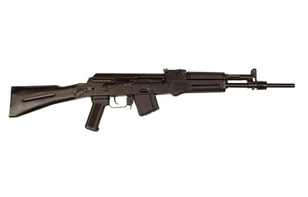 SLR-107CR - Stamped receiver, 7.62x39 caliber, folding stock