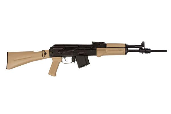SLR-107CR Desert Sand 7.62x39 Stamped Receiver