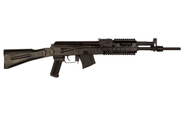SLR-107CR Picatinny Quad-Rail 7.62x39 Stamped Receiver