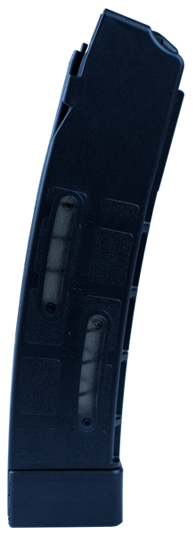 Picture of CZ Scorpion Black Window Magazine