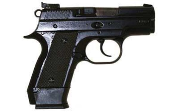 Picture of CZ2075 Rami 9mm Black 14rd-91750