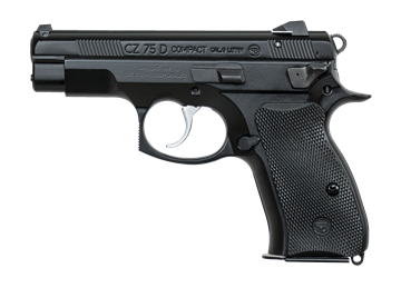 Picture of CZ 75 PCR 9 mm (low capacity) Pistol - 01194
