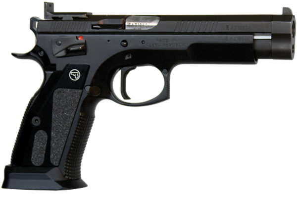 Picture of CZ 75 TS CZECHNATE 9mm
