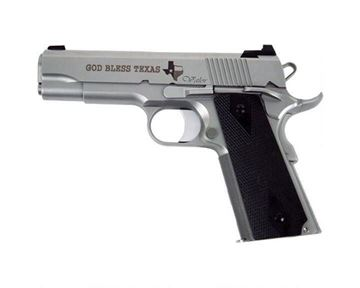 Valor Commander 45 ACP Texas Edition