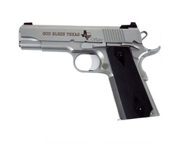 Valor Commander 45 ACP Texas Edition