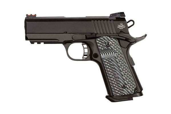 Rock Island Armory TAC Ultra Compact CS .45 ACP 1911 Pistol with 3.5 in Barrel and G10 Grips