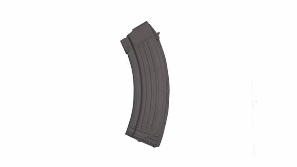 KCI USA AK-47 30rd Steel Gray Magazine 7.62x39mm