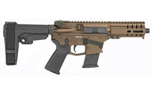 Picture of Pistol, Banshee 300, Mk57, 5.7x28mm, Midnight Bronze - RIPBRACE