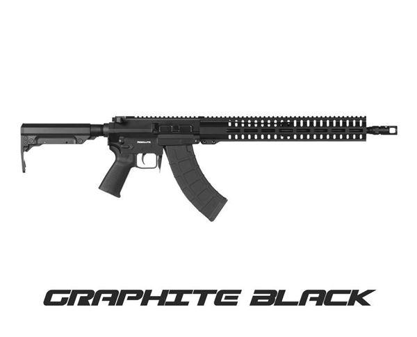 Picture of Rifle, Resolute 300, Mk47, 7.62 x 39mm, Titanium