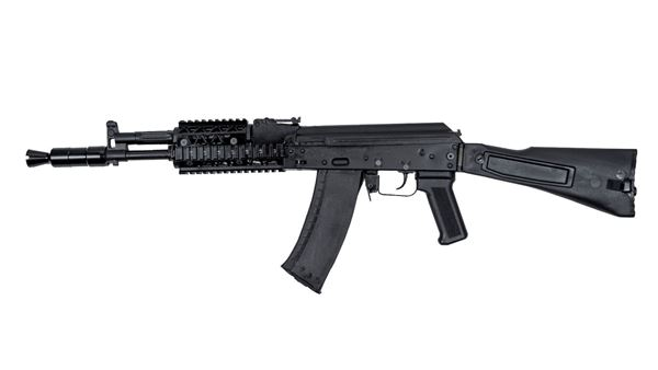 SLR-106C With PR-01 - Stamped receiver, 5.56x45 caliber, chrome lined hammer forged barrel
