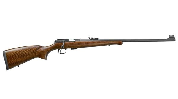 Picture of CZ 457 22LR Beechwood Bolt Action 5 Round Training Rifle