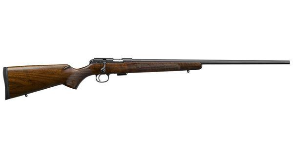 Picture of CZ 457 22WMR Walnut Bolt Action 5 Round Rifle