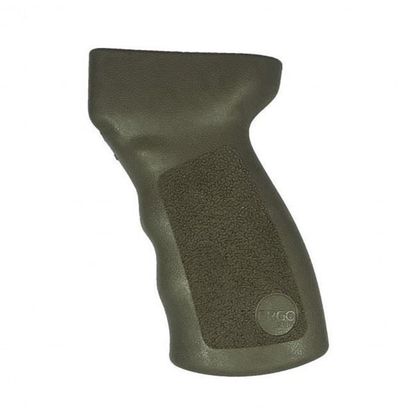 Picture of ERGO CLASSIC AK Grip - SureGrip - OD Green
