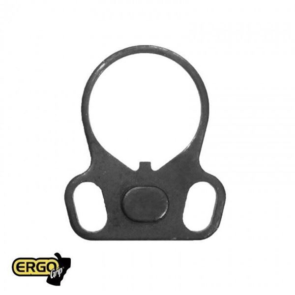 Picture of Ergo Grip Ambidextrous Double Loop Sling Plate for AR15 Rifles