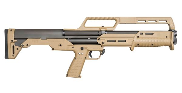 Kel-Tec KS7 Tactical Pump Shotgun 12 GA 18.5-inch 6Rds Tan Finish