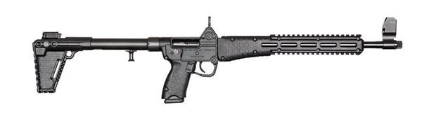 KelTec Sub-2000 Rifle 9mm 16.1 in 10rd Nickel Boron Glock 17 Green